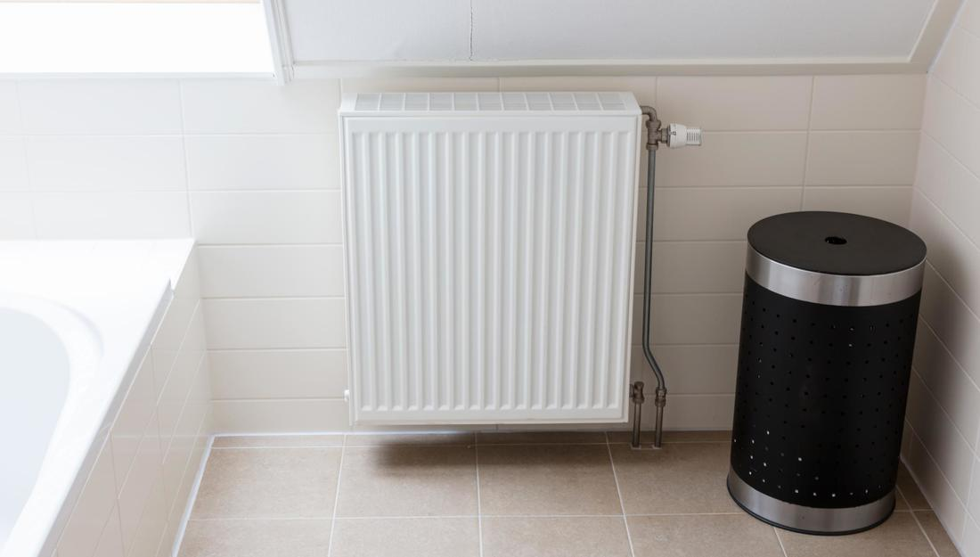 This is a picture of a heating system.